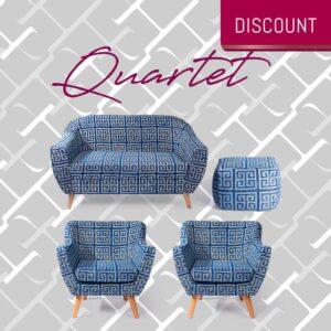 Dhurrie Quartet 1