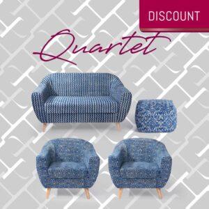 Dhurrie Quartet 3