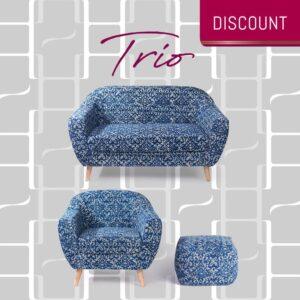 Dhurrie Trio 3