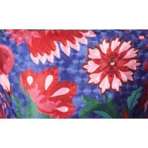 Jannat – Double-Sided Folding Fabric Screen, Room Divider in Kashmiri Fabric a