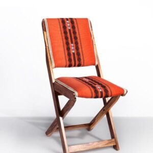 Naga Shawl Folding Chair single-1