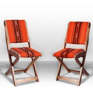 Naga Shawl Folding Chair single-4