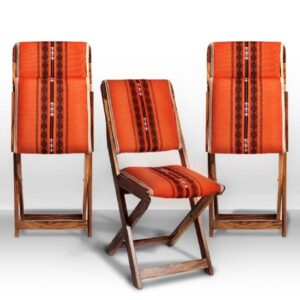 Naga Shawl Folding Chair single-5