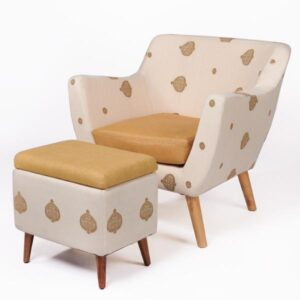 Silk-Cotton Armchair-2