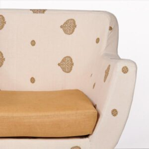 Silk-Cotton Armchair-3