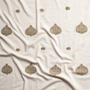 Silk-Cotton Armchair-4