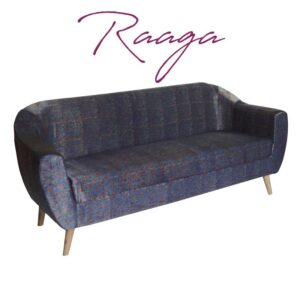 Star-Patterned sofa