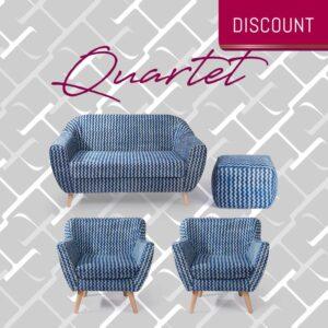 Dhurrie Quartet 2