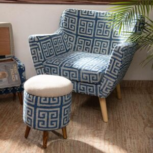 maze-patterned-dhurrie-armchair-a